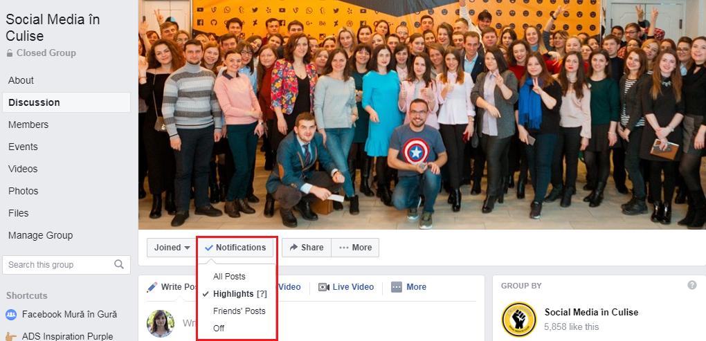 filtrare_notificari_grupuri_facebook